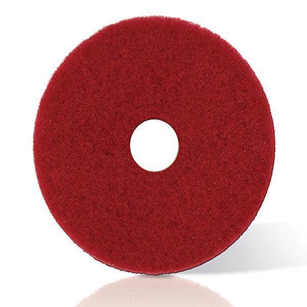 Disco para enceradeira Vermelho Rubi 3M 355mm