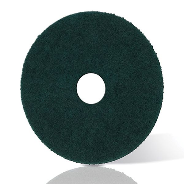 Disco para enceradeira Verde Limpador 3M 350mm