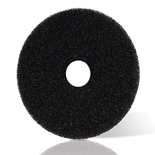 Disco para enceradeira Preto Removedor 3M 380mm