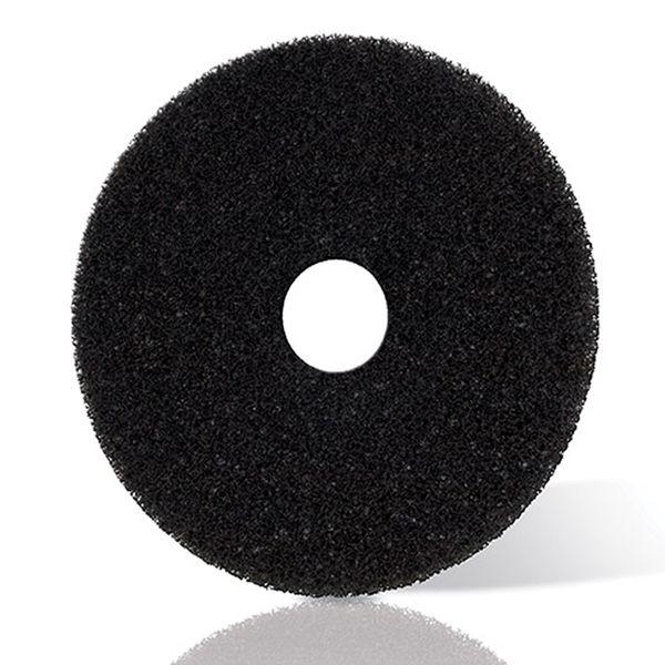 Disco para enceradeira Preto Removedor 3M 410mm