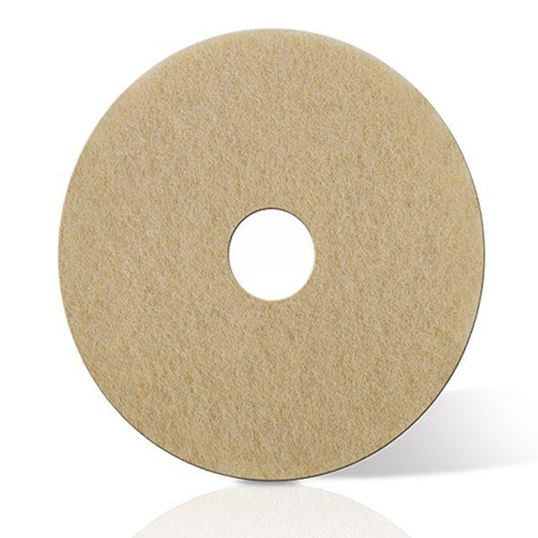 Disco para enceradeira Amarelo Polidor 3M 510mm