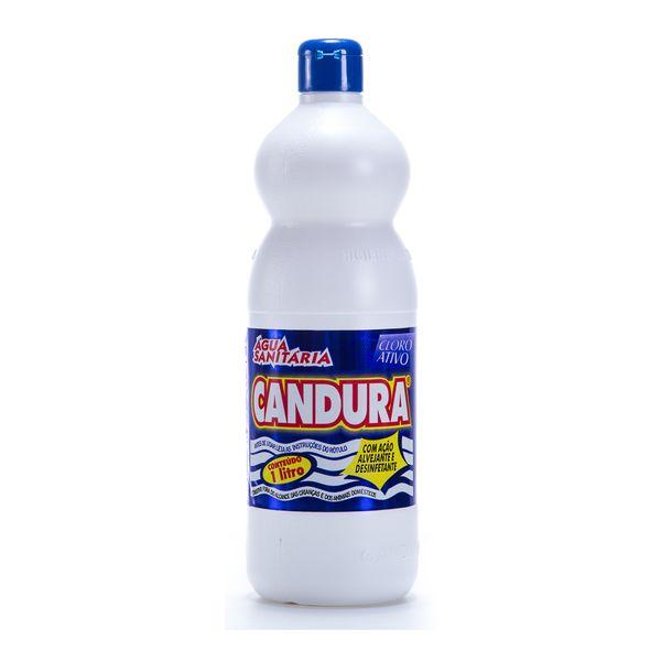 Água Sanitária Candura 1 Litro