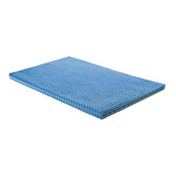Pano Multiuso 50x33cm Azul Ober com 5 unidades