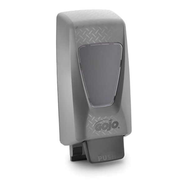 Dosador para Sabonete Desengraxante Gojo Pro TDX para refil 5.000ml na cor Preto