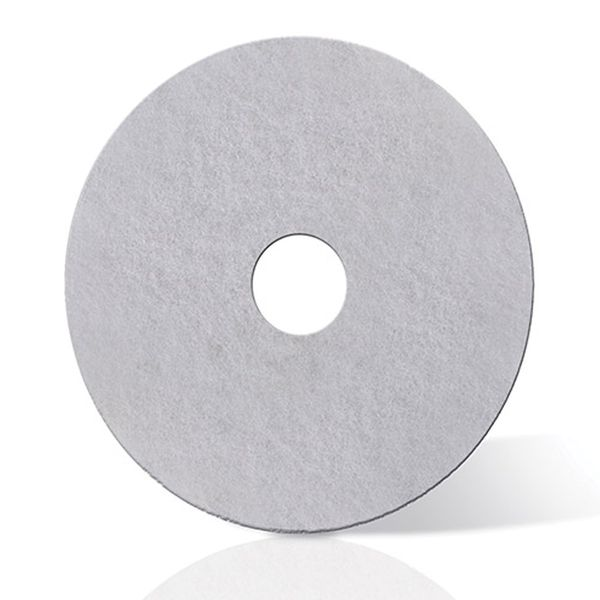 Disco para enceradeira Branco Lustrador 3M 440mm