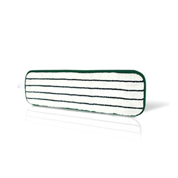 Limpeza Fácil Mop Plano Verde para Limpeza Profissional 45,72cm 3M