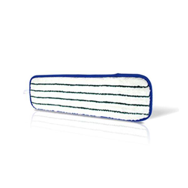 Limpeza Fácil Mop Plano Azul para Limpeza Profissional 45,72cm 3M
