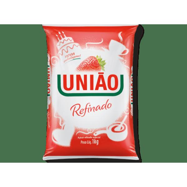 Açúcar União 1kg pacote