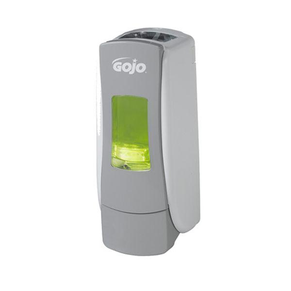 Dosador para Sabonete Espuma Gojo ADX Cinza para refil 700ml