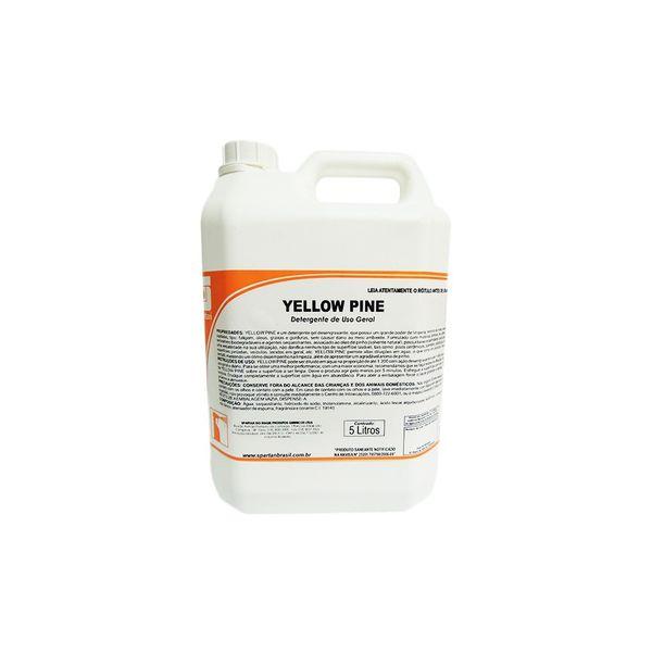 Detergente 5L Yellow Pine Spartan