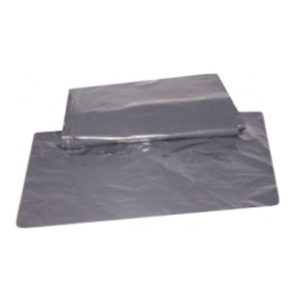 Saco de Lixo 100 Litros P2 75x85x0,005 Bunzl com 100 unidades-4318