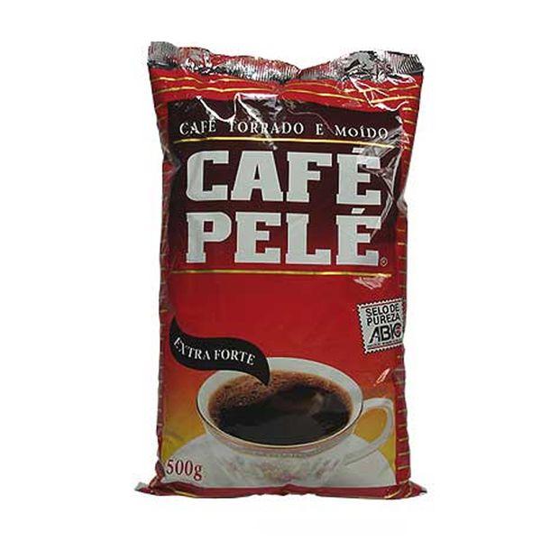 Café Extra Forte Pelé 500g com 10 unidades