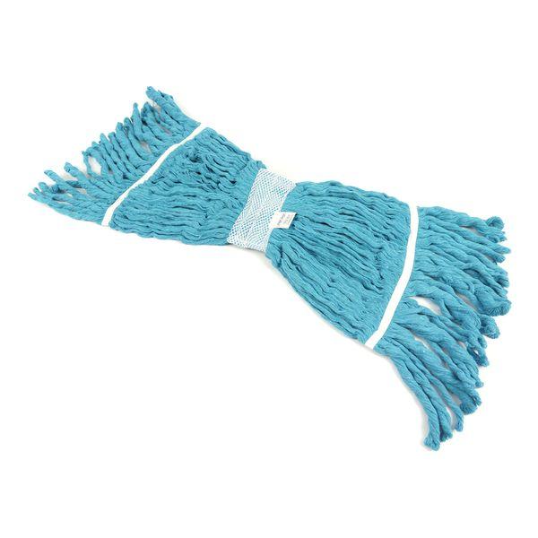 Mop Úmido Agua Algodão 340g Azul com Loop Moplimp
