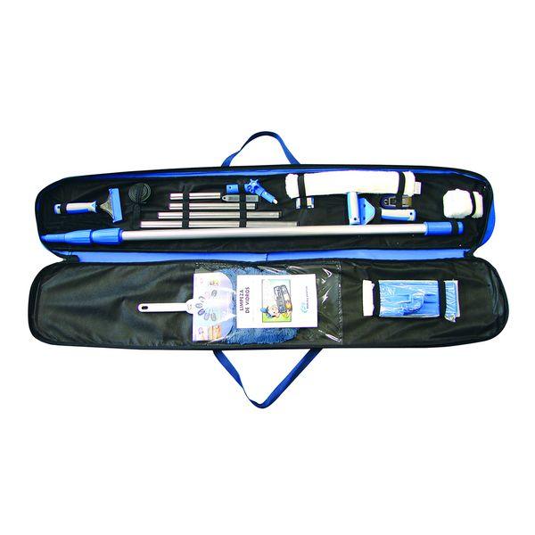 Kit Master Completo para Limpeza de Vidros Bralimpia