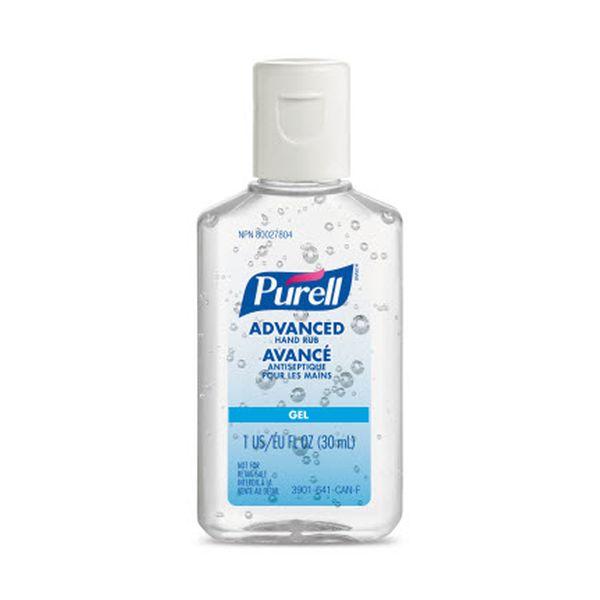 Álcool Gel PURELL® Antisséptico Instantâneo de Mãos 30ml