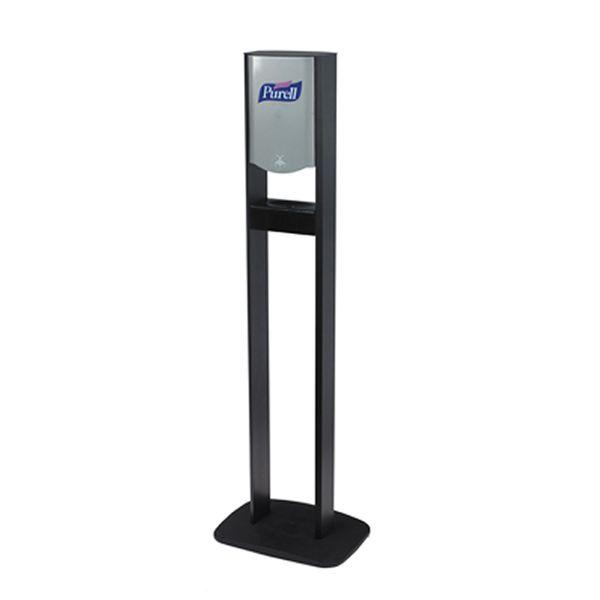 Suporte de piso para Dosador Eletrônico de álcool espuma/gel PURELL® TFX Elite
