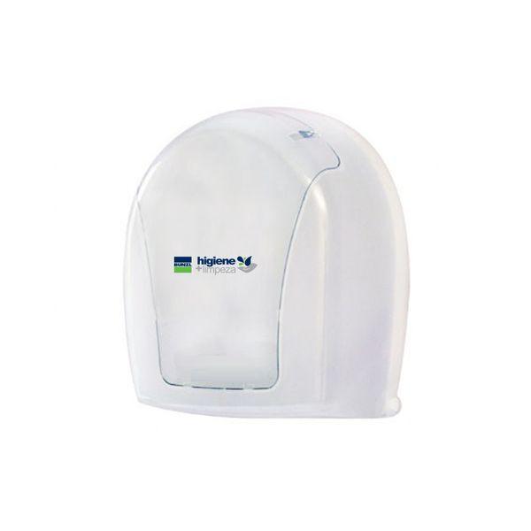 Dispenser para Papel Higienico Rolão 300m ou 600m Branco Exaccta