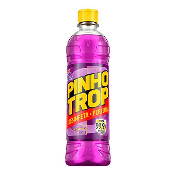 Desinfetante Lavanda Pinho Trop 500ml Ingleza