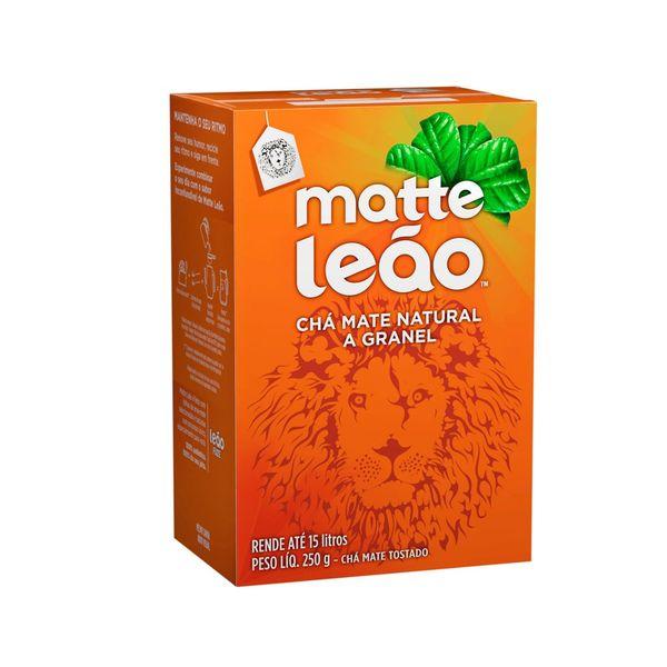 Chá Matte Leão 250g