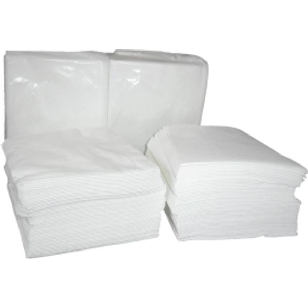 Pano Multiuso 50g 30x29cm branco Obertech com 400 unidades