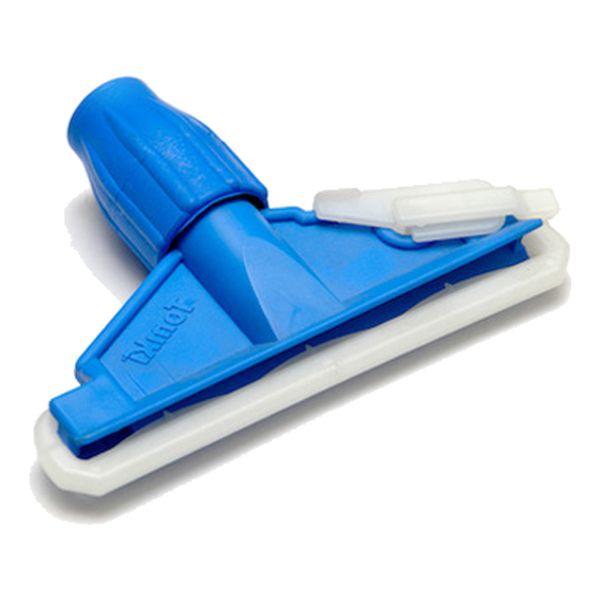Mop Úmido Suporte Plástico Azul Rubbermaid