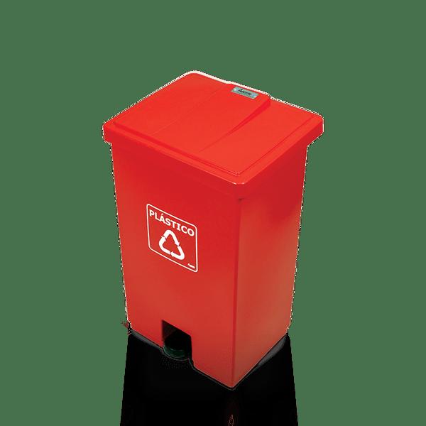 Coletor de Lixo com Pedal 100 Litros Artplan