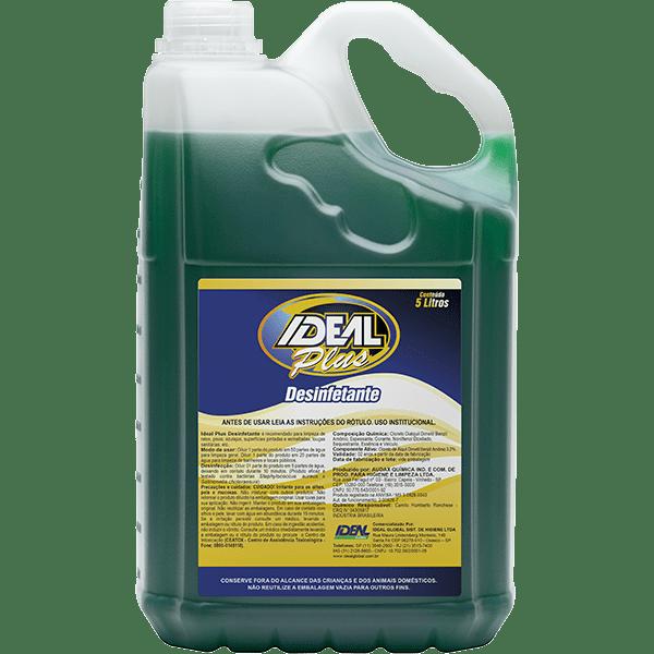 Desinfetante Concentrado Pinho Fresh 5 Litros Ideal Plus