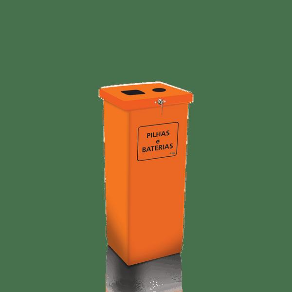 Coletor Pilhas e Baterias Artplan