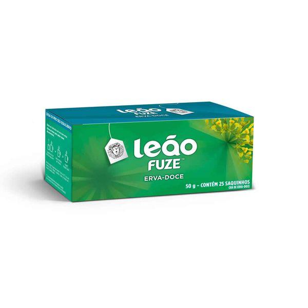 Chá de Erva doce Sachê com 25 unidades Leão