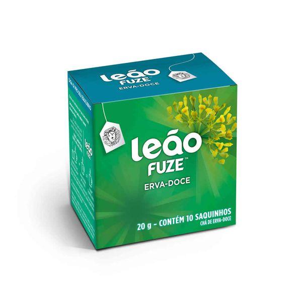 Chá de Erva doce Sachê com 10 unidades Leão