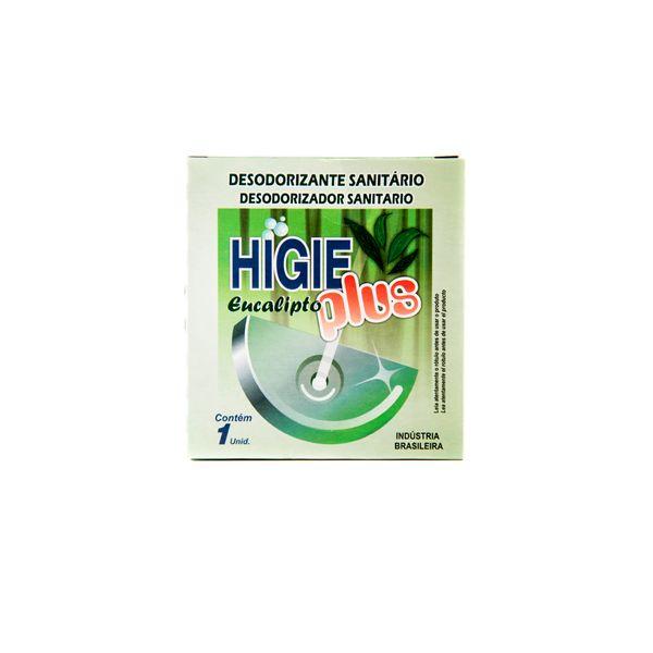 Pedra Sanitária Higie Plus 40g