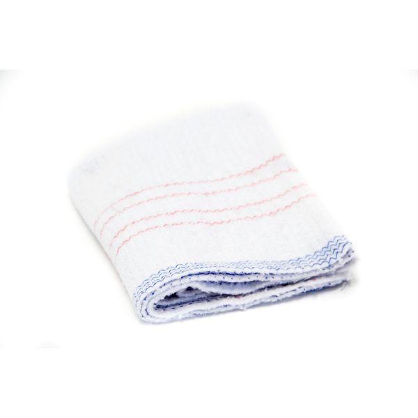 Pano de Limpeza Esfregão 40x68cm Branco Caebi