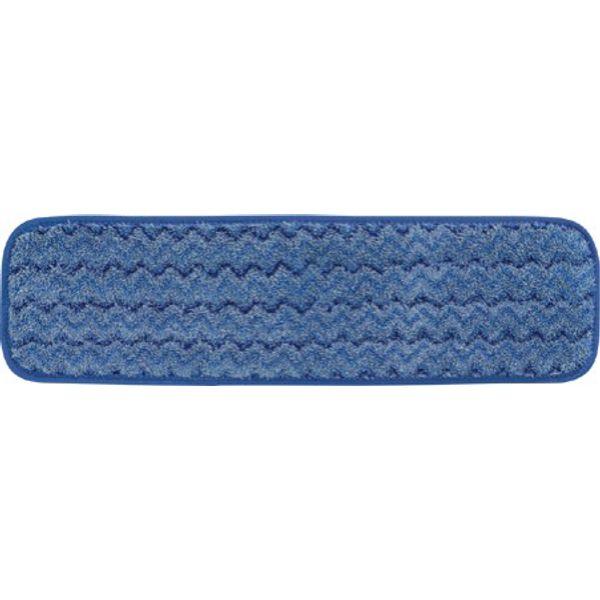 Mop Úmido Microfibra Azul 47cm Rubbermaid