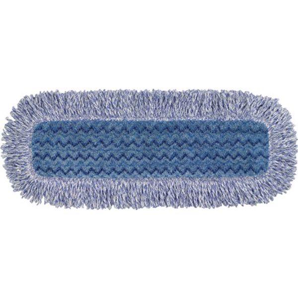 Mop Úmido Água Microfibra Azul 52cm Rubbermaid