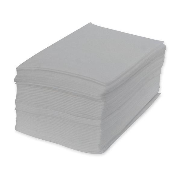 Pano Multiuso 50x33cm Branco Ober com 120 unidades