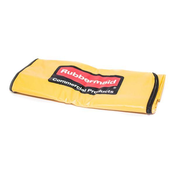 Bolsa Amarela 85 Litros com Ziper