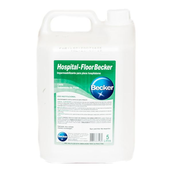Impermeabilizante Hospitalar 5 Litros Floor Becker