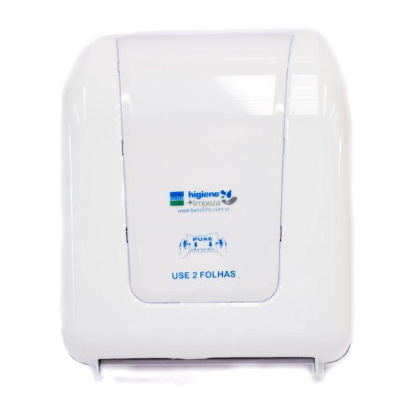 Dispenser para Papel Toalha Bobina Autocorte Compacto Bunzl