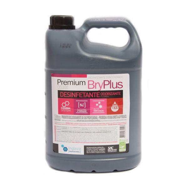 Desinfetante Concentrado Floral Bry Plus 5 Litros Ingleza