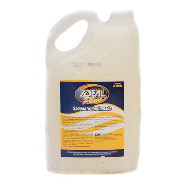 Sabonete Liquido Talco Ideal Plus 5 Litros