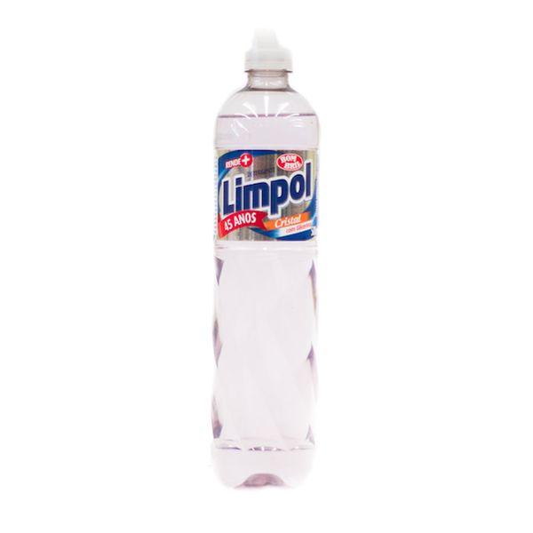 Detergente 500ml Limpol