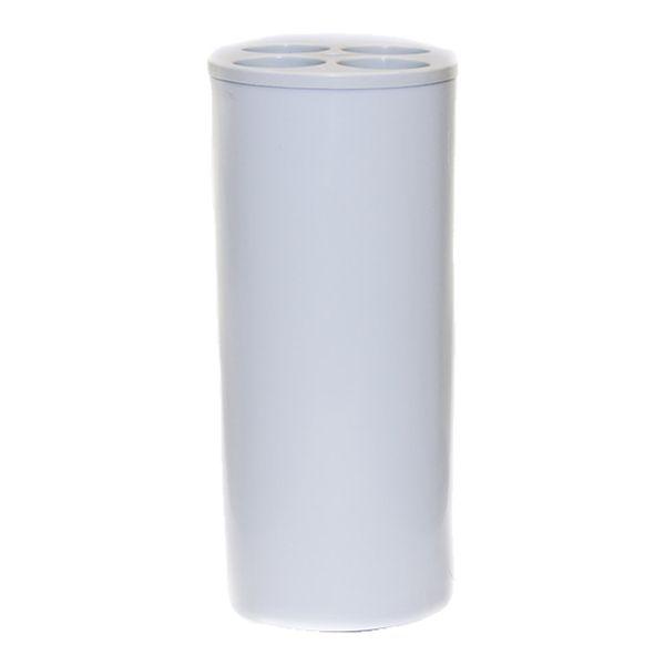 Dispensador de Copos 4 Tubos Branco