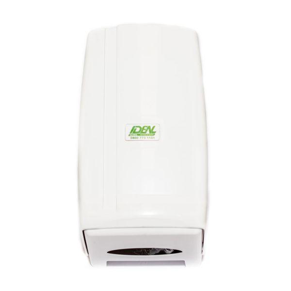 Dispenser para Papel Higiênico Interfolhado Premium Branco Ideal Global