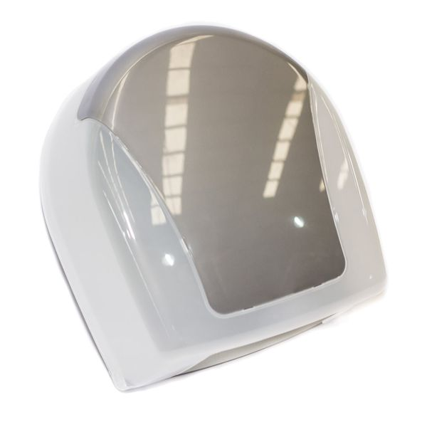 Dispenser para Papel Higiênico Rolão 300/600m Cristal