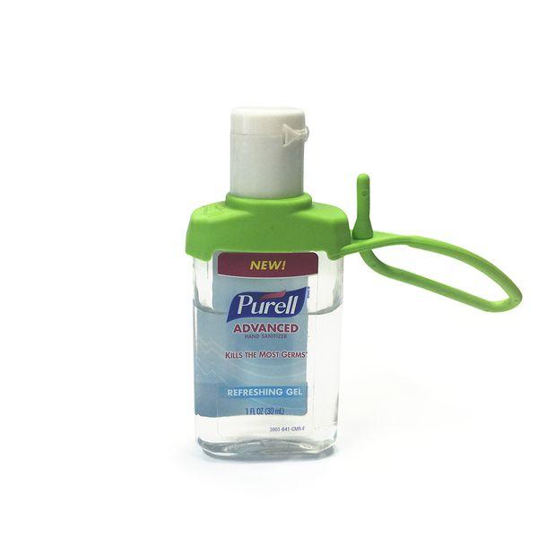 Suporte PURELL® Jelly Wrap Verde Claro para frasco 15ml ou 30ml