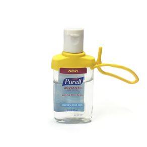 Suporte-Purell-Jelly-Wrap-Amarelo