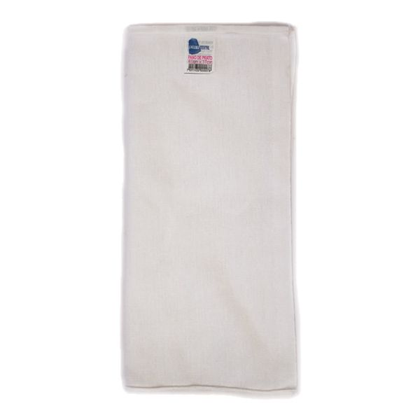 Pano de Prato 375x65cm branco com bainha