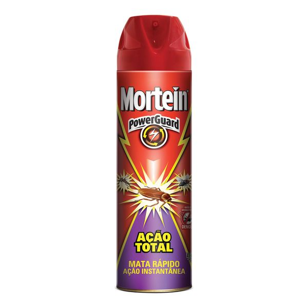 Inseticida Aerosol Mortein Ação Total 300ml