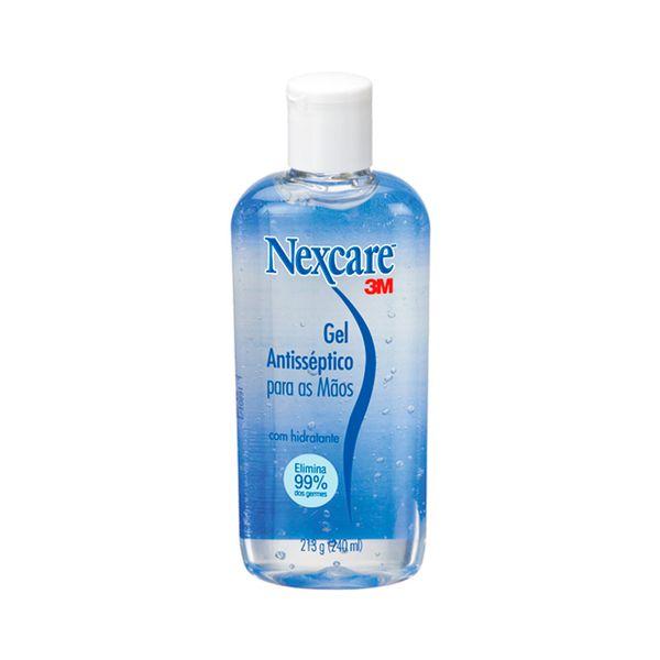 Gel Antisséptico para as mãos Nexcare® - 240 ml