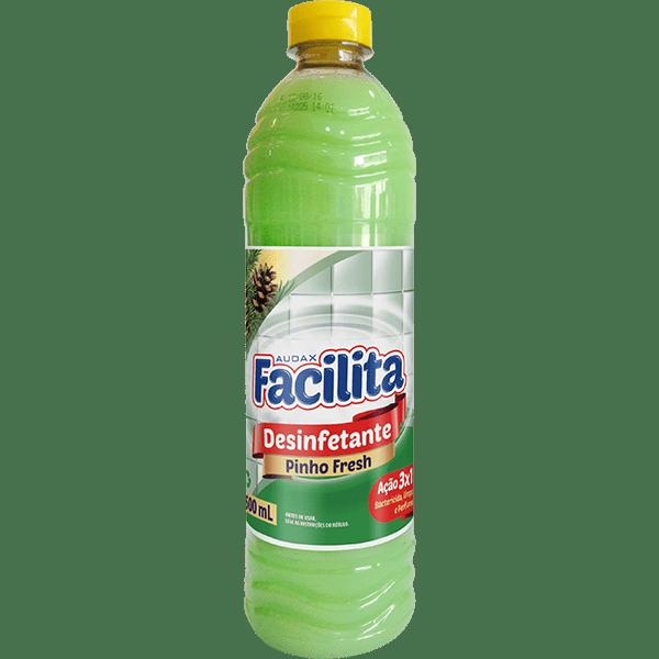 Desinfetante Pinho Fresh 500ml Audax Facilita